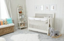 Celebrity Design Reveal: Catherine and Sean Lowe's Nursery...