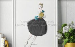 Amanda now available in the shop, and 100 big dresses, #15....