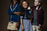 Broadway's Youngest Stars Shine in Playbill Photoshoot...