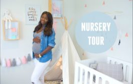 BABY P'S NURSERY TOUR + NAME REVEAL!!...