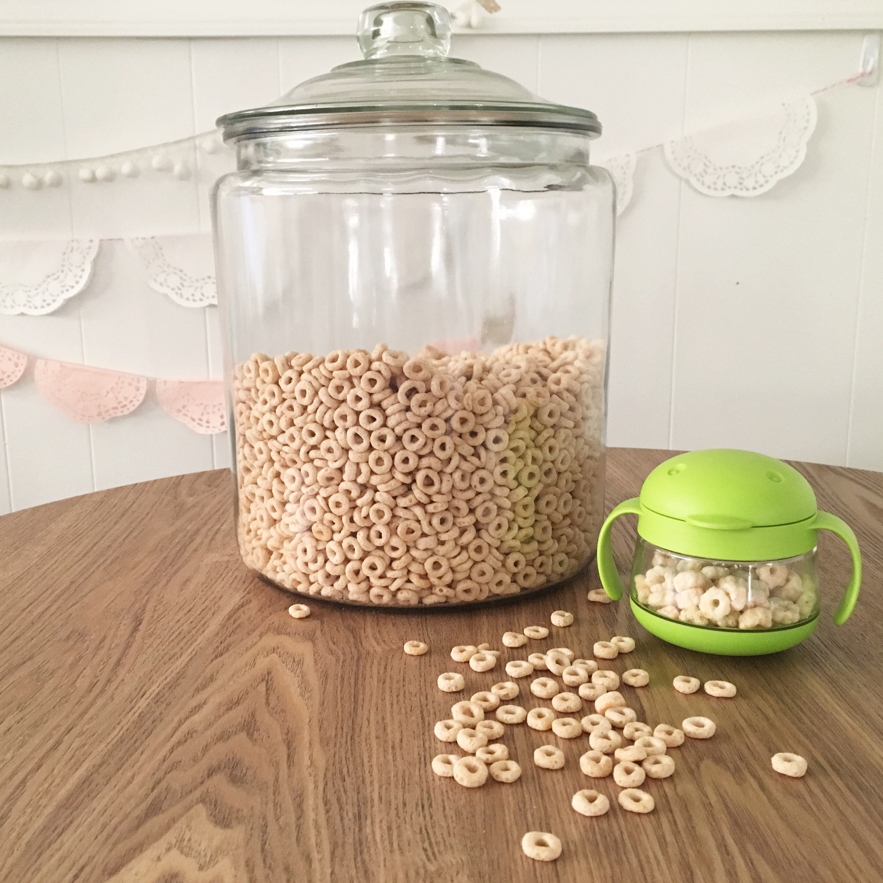 Toddler Snack Container from Ubbi