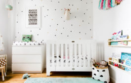 A Tiny Nursery with Huge Style...
