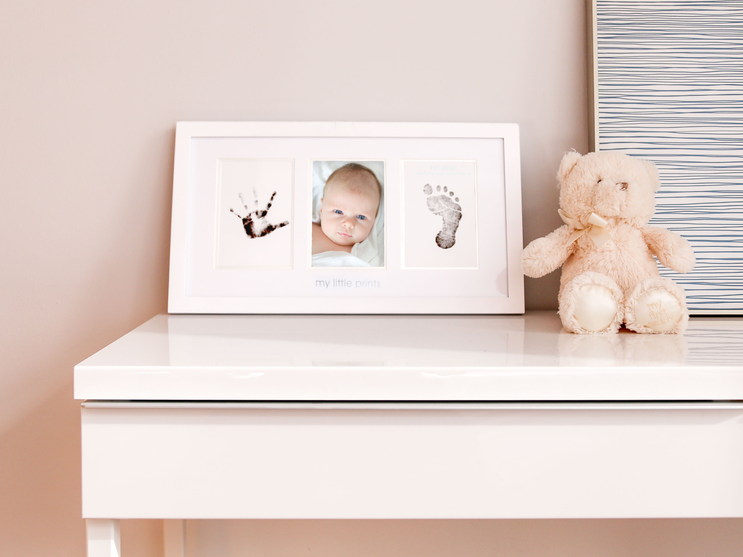 Babyprints Photo Frame from Pearhead