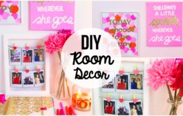 DIY Room Decor 2015  3 Easy & Simple Wall Art Ideas!...