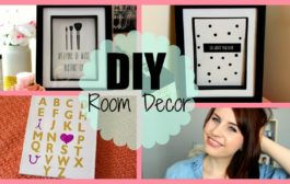 DIY Room Decor | WALL PRINTS + ART...