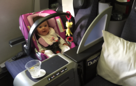 10 Tips for Flying With Your Baby...