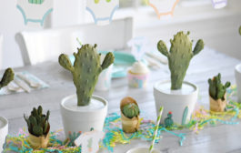 Throw the Cutest Cactus Baby Shower!...