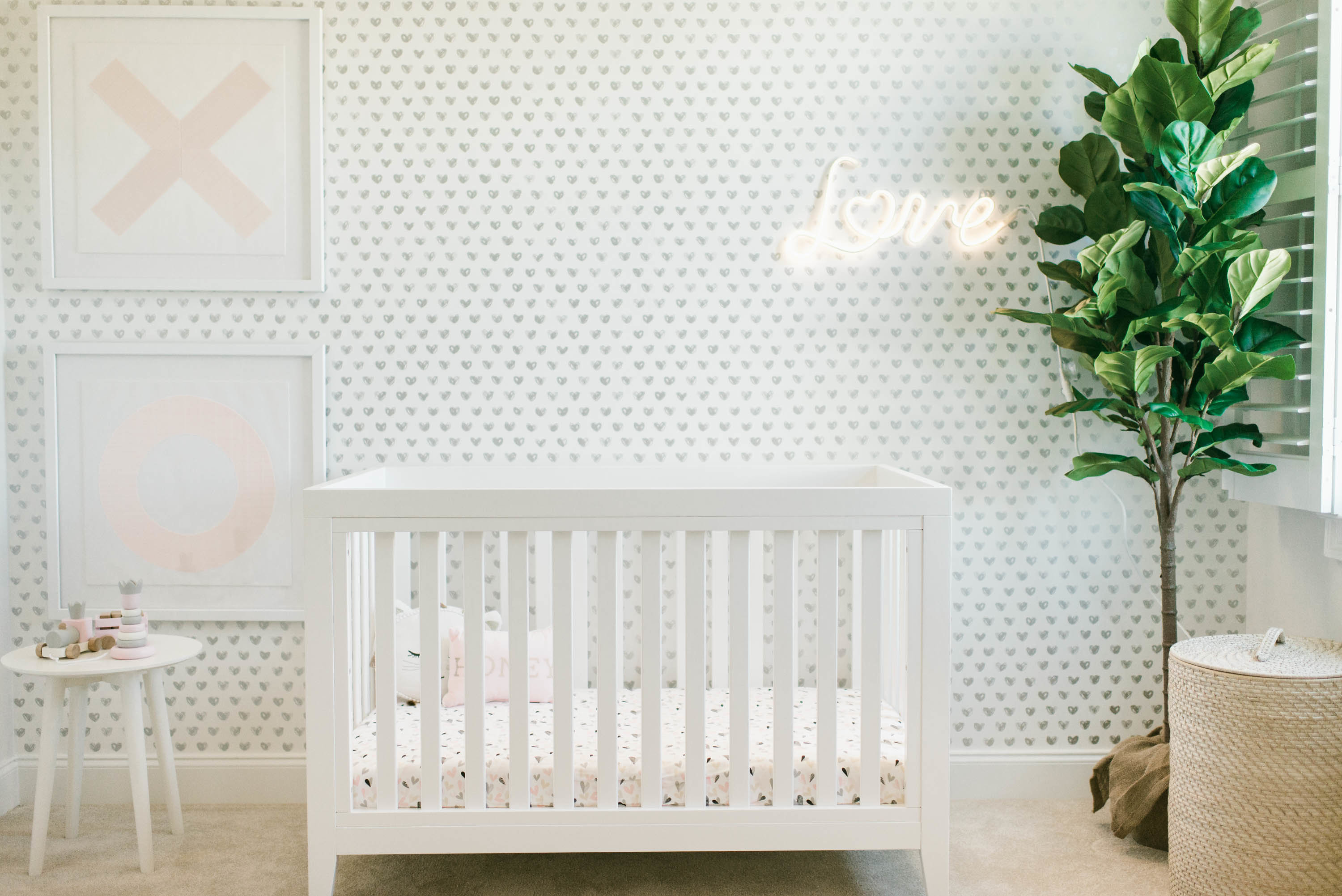 Shop the Room: Kingsley's XO Nursery...