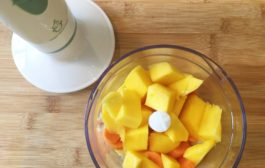 Mango, Orange and Carrot Baby Food Recipe...