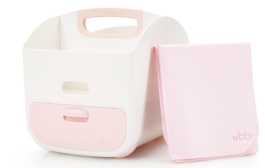 Diaper Changes are Made Smarter with Ubbi...