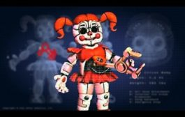 Secret Blue Prints: Baby & Funtime Freddy - Sister Location...