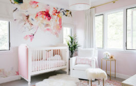 Celebrity Design Reveal: Tamera Mowry's Nursery...