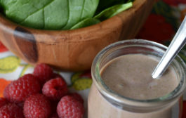 Raspberry Spinach Yogurt Blend Toddler Recipe...