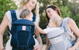 Stay Both Literally and Figuratively Cool with Ergobaby...