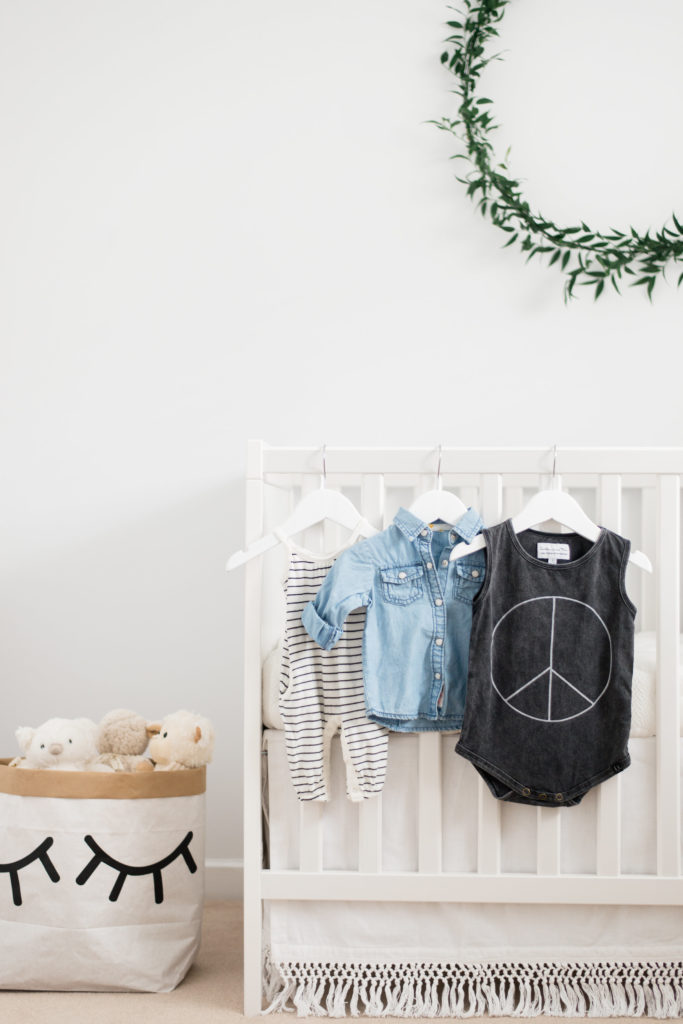 Modern Minimalist Nursery Design - Project Nursery