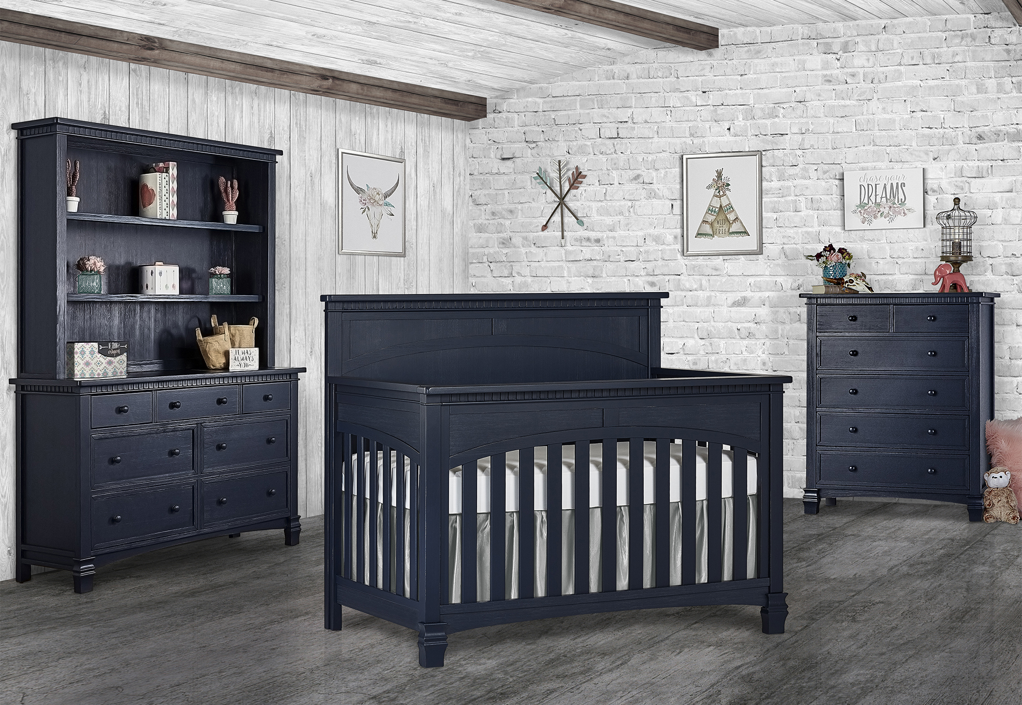 Santa Fe Nursery Furniture Collection From évolur