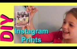 how to make room decorations at home DIY Instagram Prints Wall De...