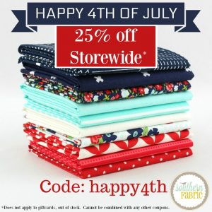 Happy 4th of July!  Save 25% Storewide!...