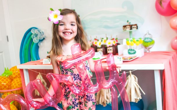 """""""You're Welcome"""" (in advance) for these Moana Birthday Party Idea..."""