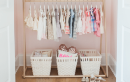 Now This is How to Organize a Nursery Closet...