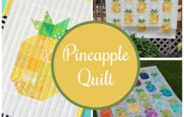 Pineapple Quilt...