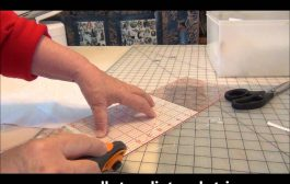 How To-Make A Photo Quilt-Prepare Fabric For Printing On Your Ink...