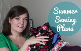 Summer Sewing: Fabric Haul and Pattern Plans...