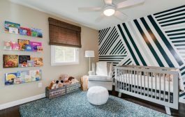 Readers' Favorite: Striped Nursery...