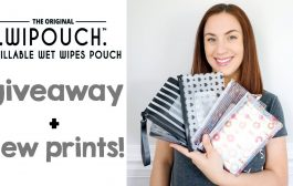New WIPOUCH Prints + GIVEAWAY! BEST Baby Wipes Case Review - Hear...