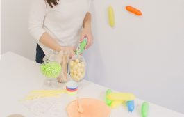 These DIY Sprinkle Balloons are Certain to Sweeten Your Party...