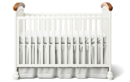 Do You Need a Crib? Because We're Giving this Beauty Away!...