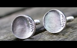 Precious Memories - Sterling Silver Baby Hand & Footprint Jewelle...