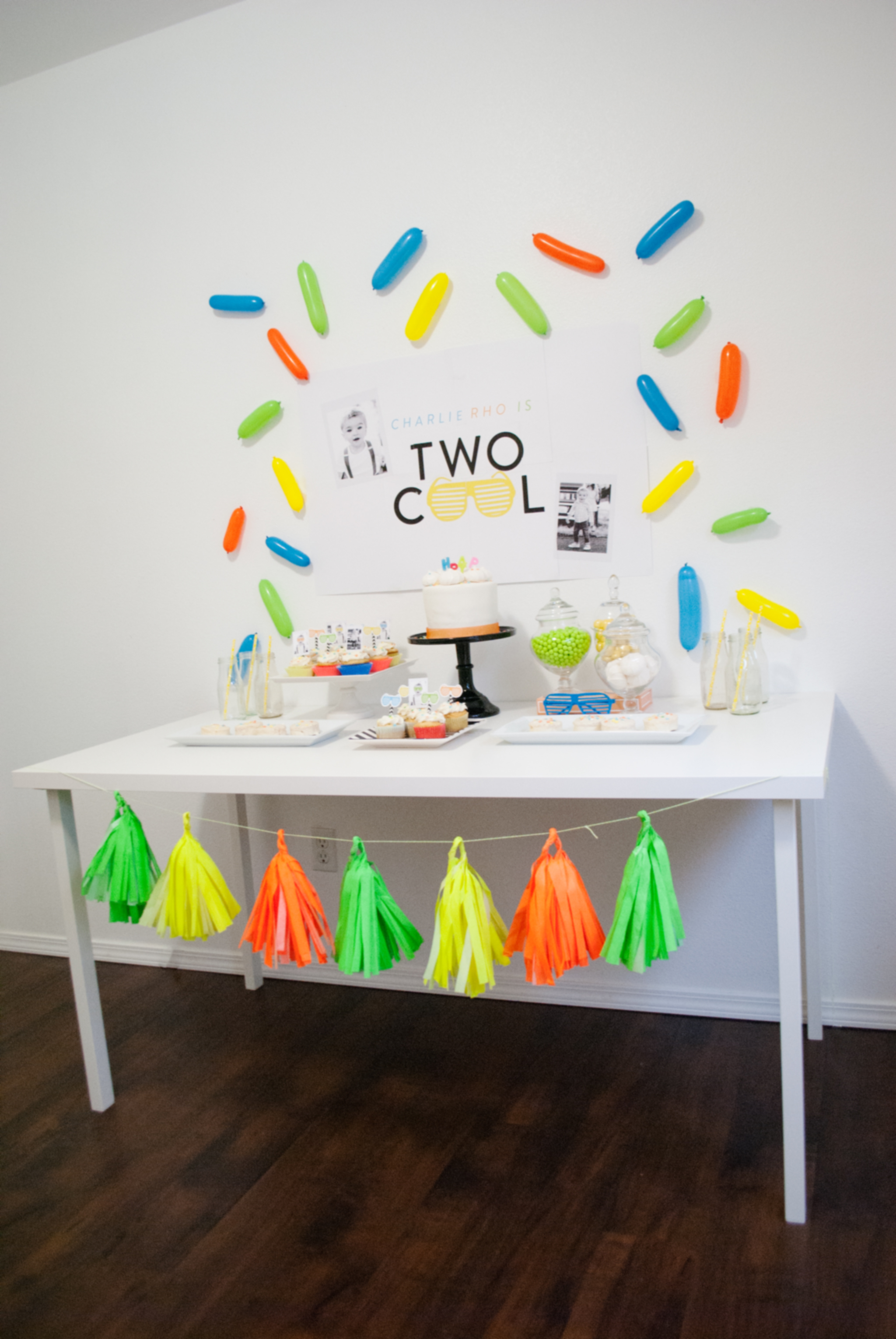 A Two Cool Birthday Party That'll Have You Reaching for Your Sung...