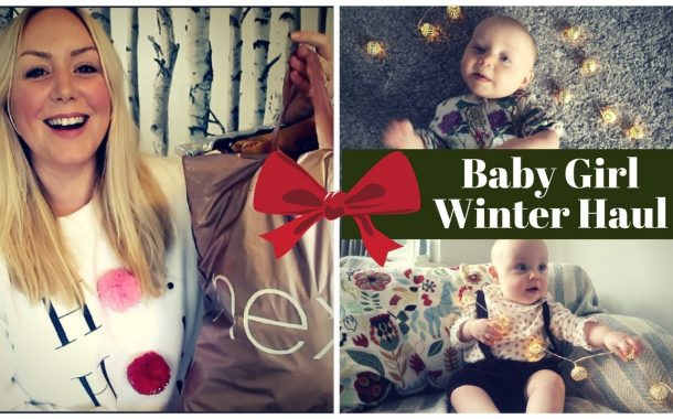 Baby Girl Winter Haul   Vintage Prints from the High Street   SJ ...