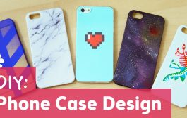 5 DIY Phone Case Designs | Sea Lemon...