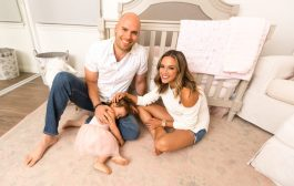 In the Nursery with Jana Kramer...