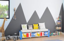 Design Reveal: A Playroom to Match the Nursery...