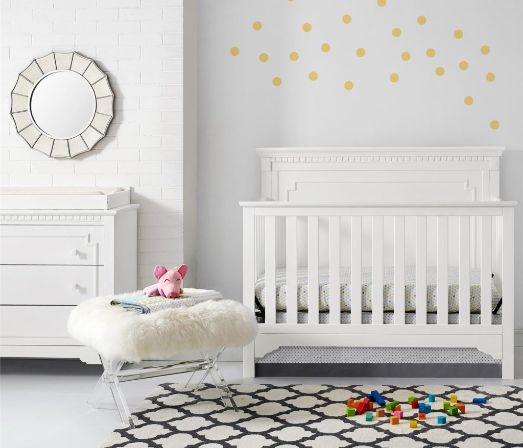 Project Nursery Share the Love Giveaway Dorel Living Crib