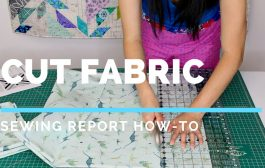 How To Cut Fabric for Sewing & Quilting | SEWING REPORT...