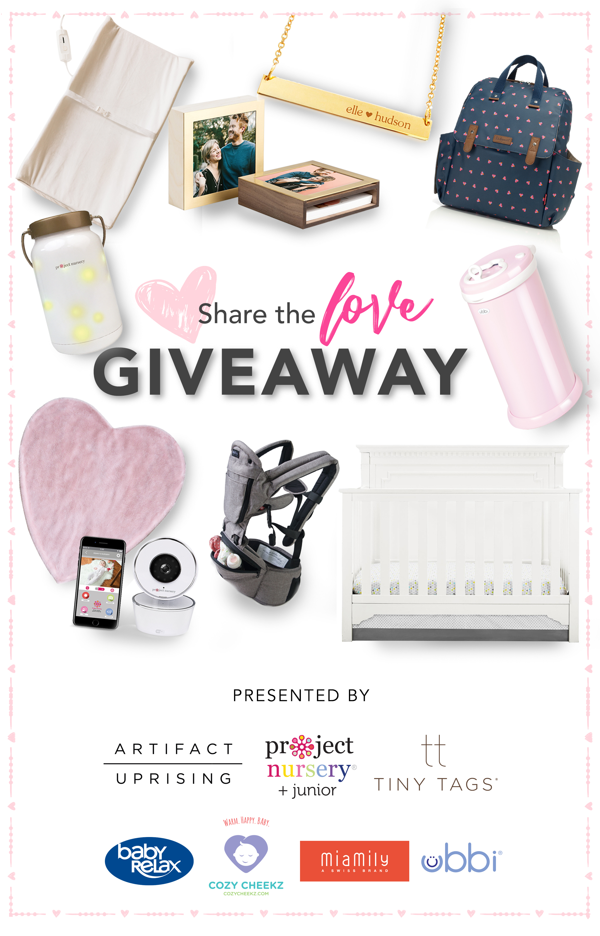 Enter to Win All the Baby Love!...