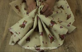 Teddy Bear Print Polycotton Dress Fabric...