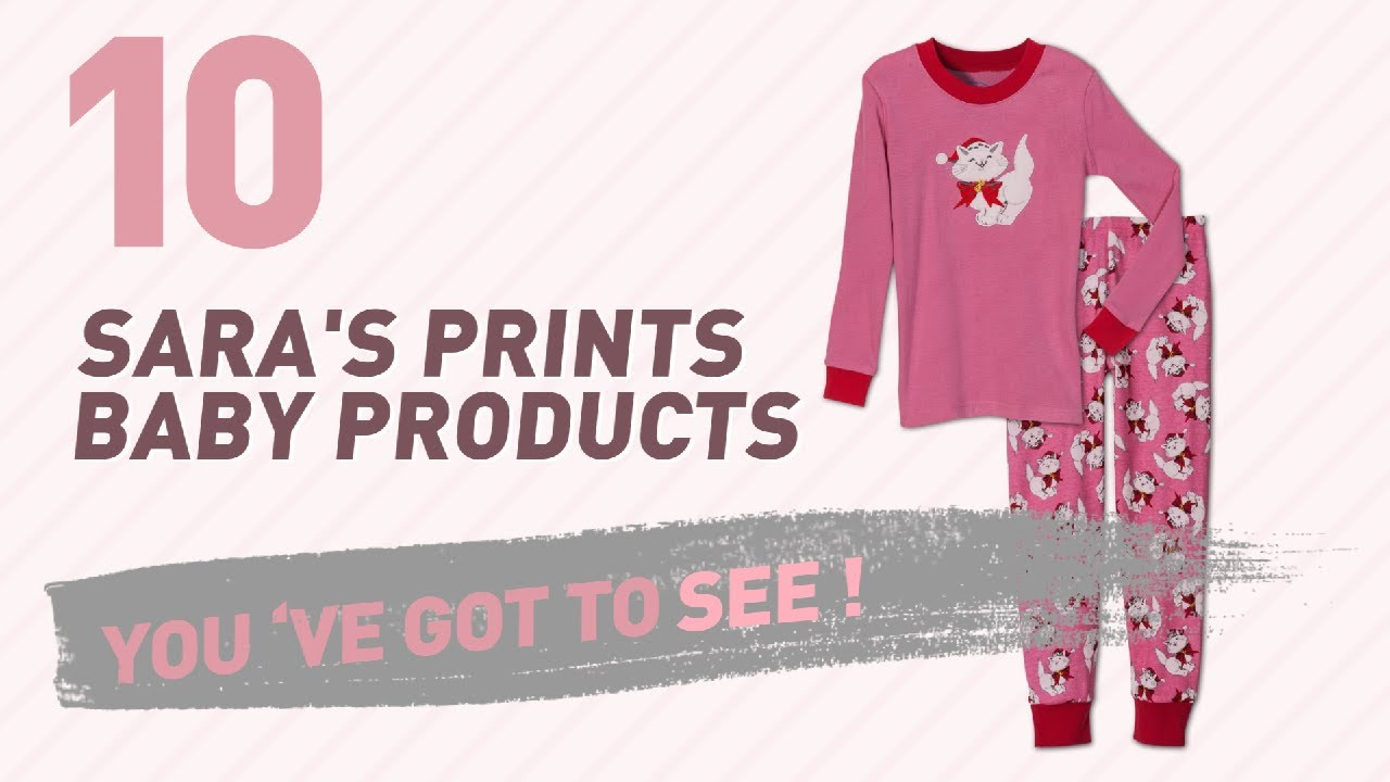 Sara'S Prints Baby Products Video Collection // New & Popular 201...