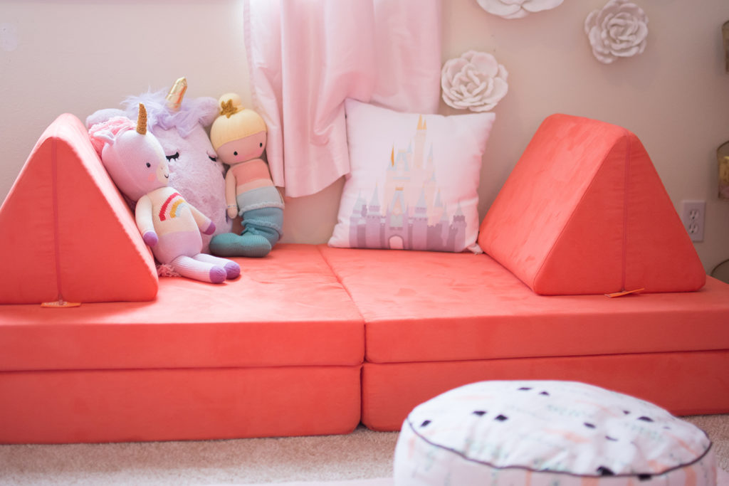 Fairytale Inspired Girls Room Nugget