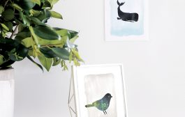 3 Free Printable Art Prints Just Right for Your Nursery Gallery W...