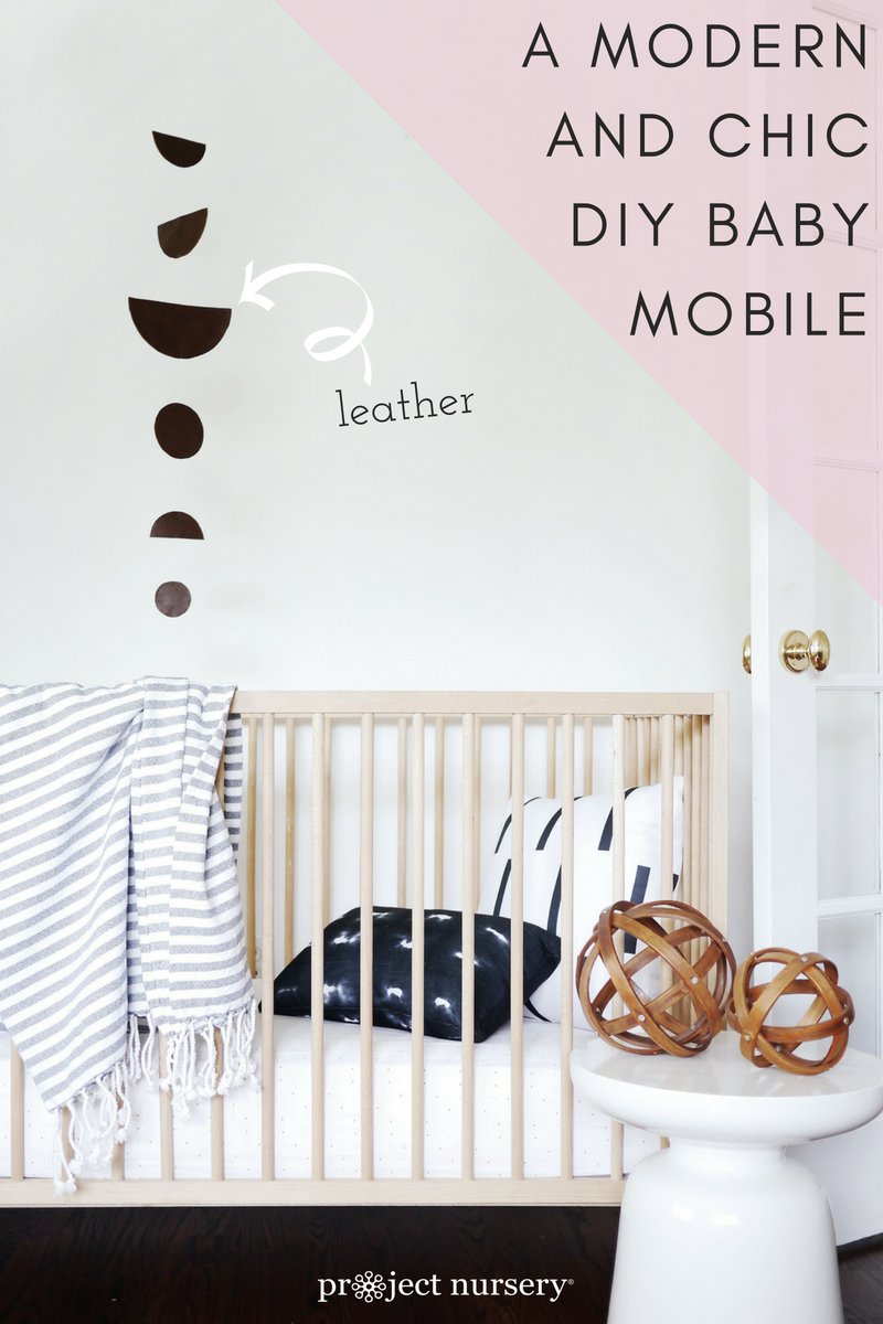 A Chic and Modern DIY Mobile...
