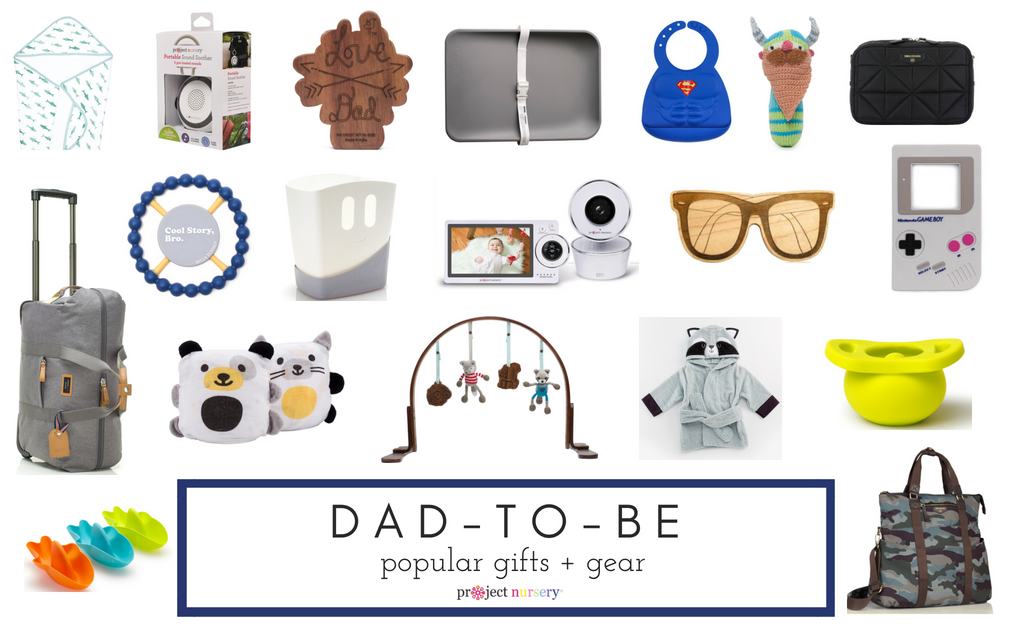 27 Gifts to Welcome Him into Fatherhood...