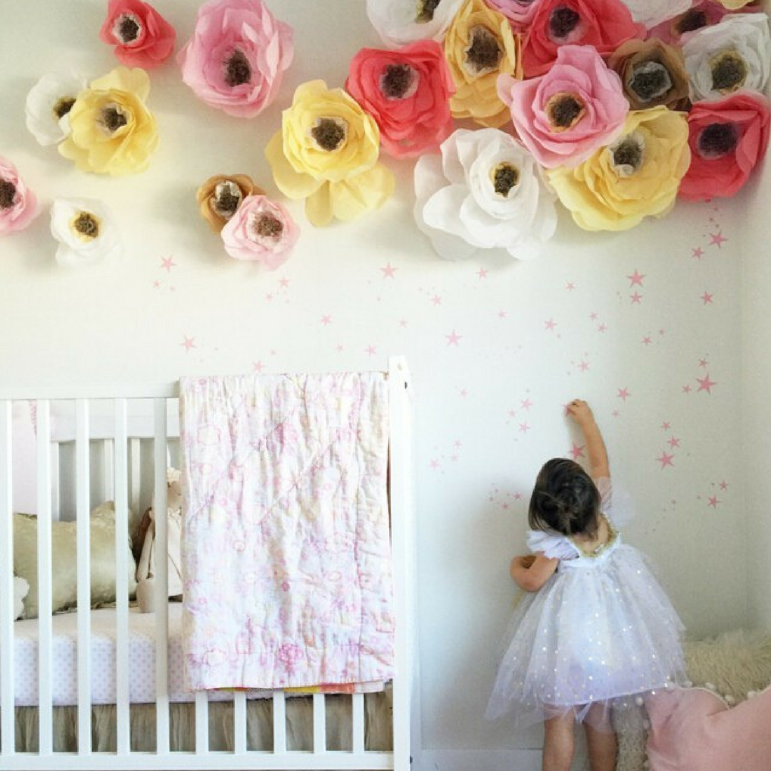 Twinkle Stars Wall Decals