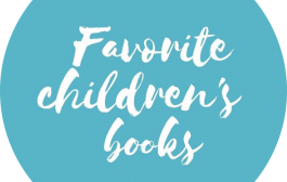 Favorite children's books, with beautiful illustrations....