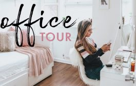 MY NEW OFFICE ROOM TOUR + DESENIO DISCOUNT CODE! | GUEST / BEAUTY...