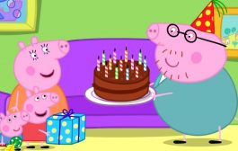 Peppa Pig English Episodes - Birthday compilation - #006...